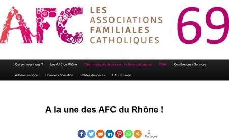 Zoom sur… Afc69.fr